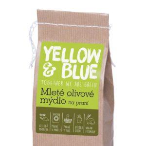 mlete olivove mydlo na pranie tierra verde