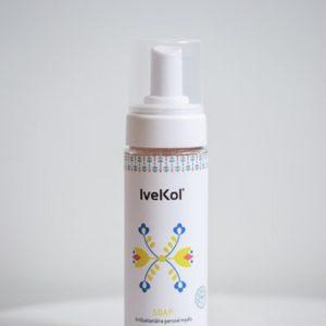 Penové mydlo Ivekol