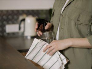 4 jednoduché suroviny pre čistú a zdravú domácnosť