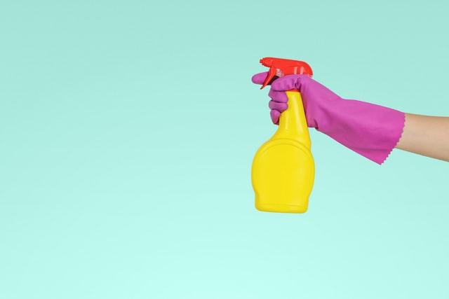 Čistenie a dezinfekcia šetrne