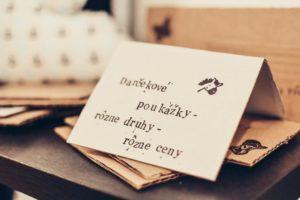 Darčekové poukážky u Baterkárne